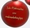 Personalisierte Bilder in E-Mails zu Weihnachten