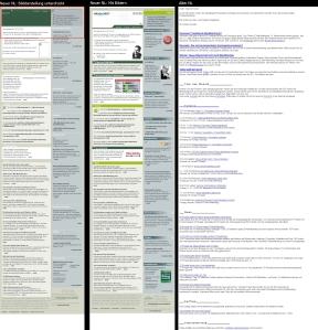 Absolit-Newsletter Relaunch: Vergleich vorher / nachher