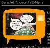 Videos in E-Mails?