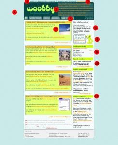 woobby-Newsletter: Dr. eM@ils Vorschlag