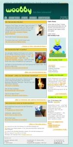 woobby.com: Newsletter erscheint in neuem Glanz