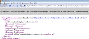 facebook_links.getStats
