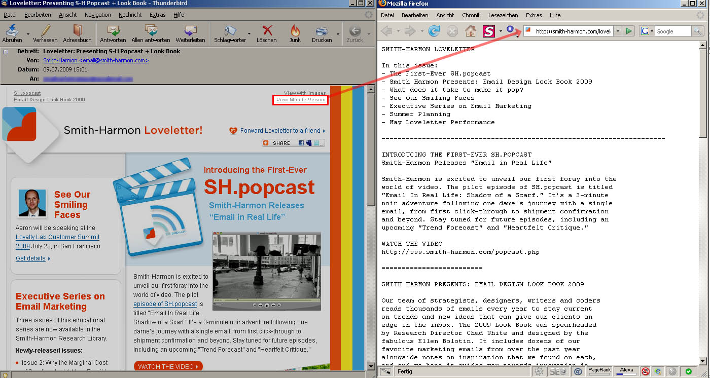 Mobile-Version des Newsletters? | E-Mail Marketing Tipps