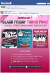 Abb. 7: Pink Friday auf Facebook